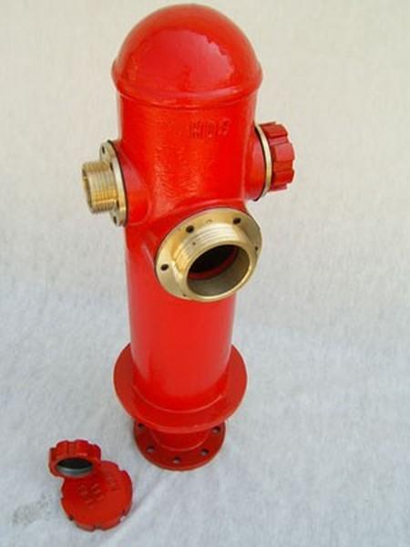 Hidrante de coluna de ferro fundido
