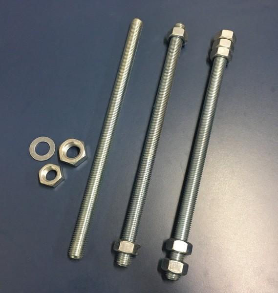 Parafuso galvanizado para tubos