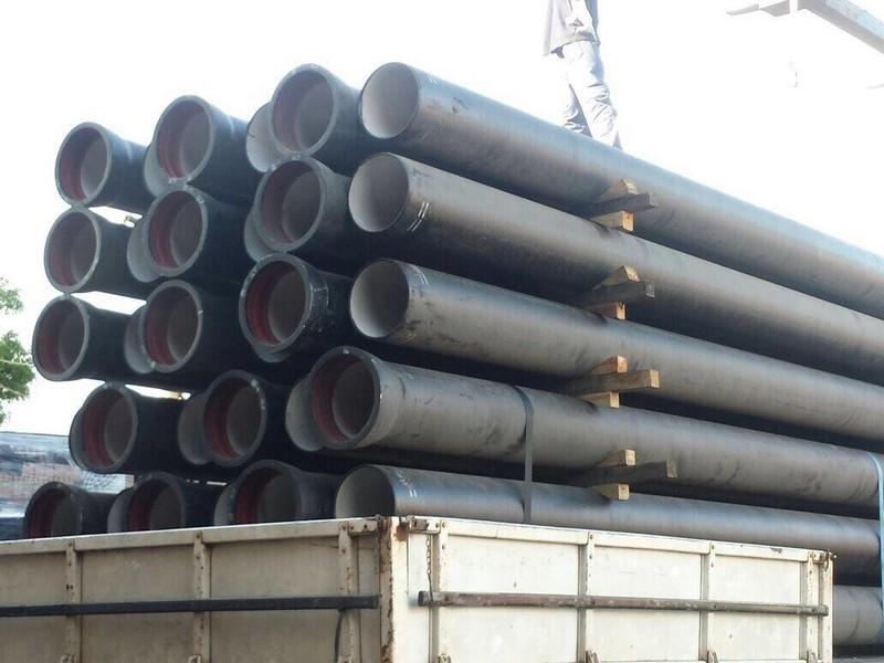 Tubo ferro fundido integral