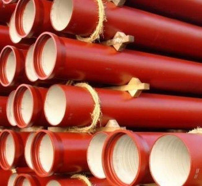 Tubo de ferro fundido tipo hl